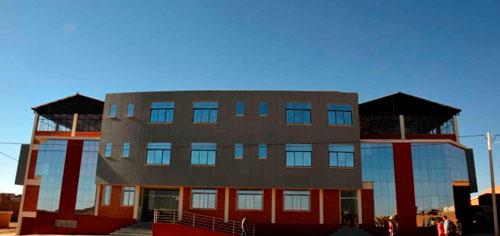 Villazón estrenó geriátrico con capacidad de acoger 67 adultos mayores
