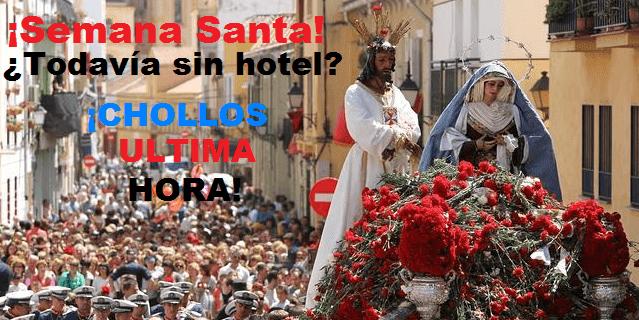 Ofertas última hora hoteles semana santa en buviba