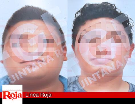 Fiscalía inicia investigación contra 2 presuntos narcomenudistas detenidos en la Quinta Avenida de Playa del Carmen