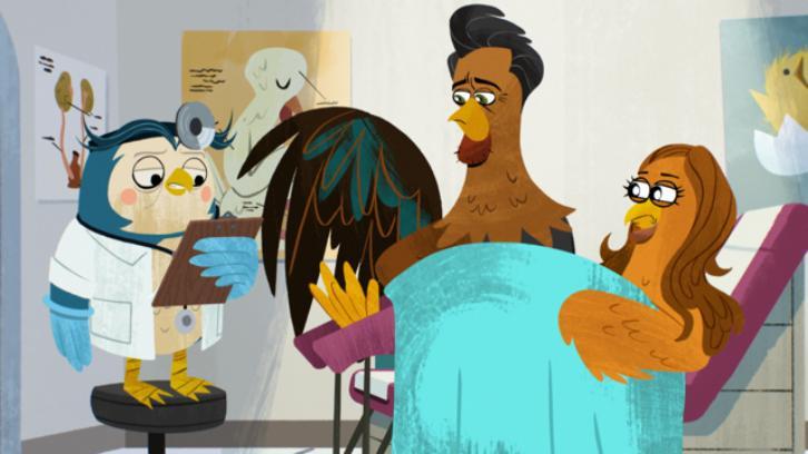 Life In Pieces - Episode 3.09 - Reading Egg Nurse Neighbor - Press Release