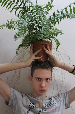 Adam Kasicki roślinny bloger ze Szczecina.