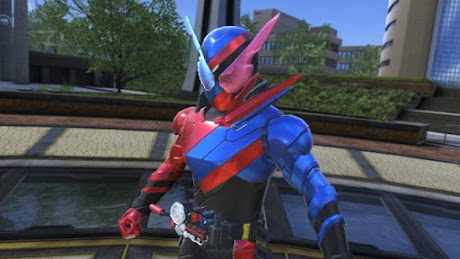 Kamen Rider Climax Fighters Game Play