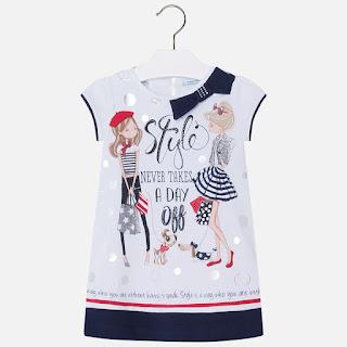 Φόρεμα Mayoral  για κορίτσια σε προσφορά