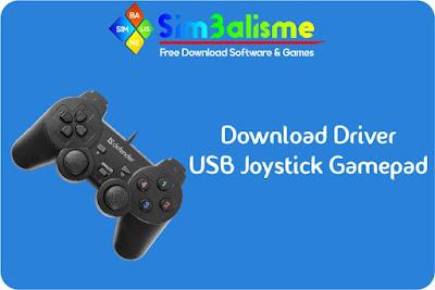 USB Driver Joystick Gamepad