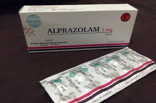 Alprazolam obat apa? fungsi, dosis, dan efek samping