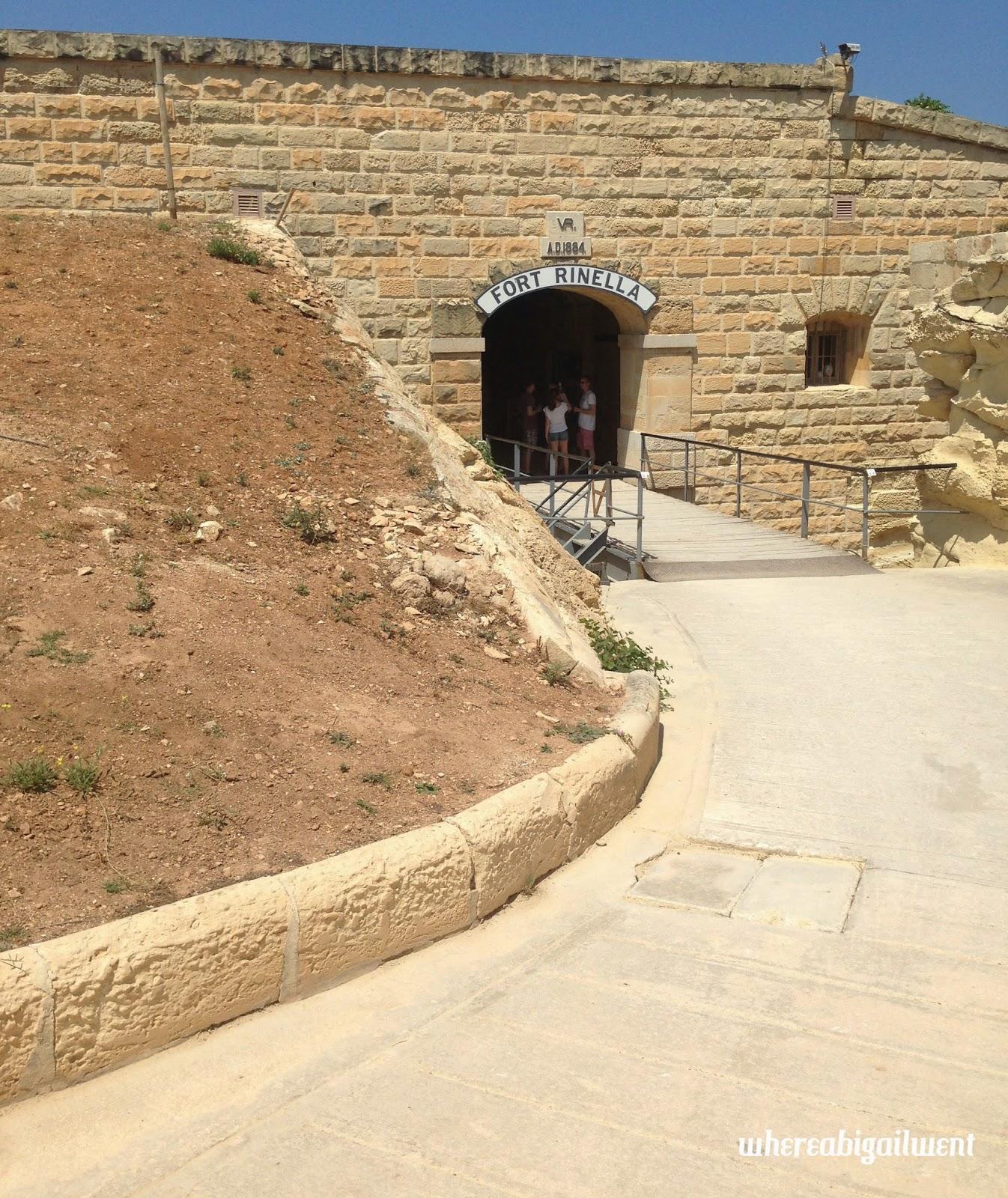 Fort Rinella Experience Malta
