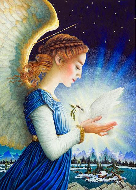 Lynn Bywaters Christmas Angel