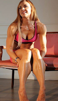 Most Muscular and Massive women Body Builders