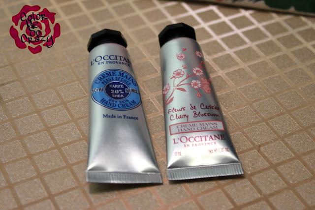 l'occitane, sephora, birthday presents, gift