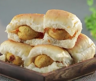 How to make vada pav at home