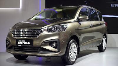 Kredit Mobil Suzuki Ertiga Pamulang