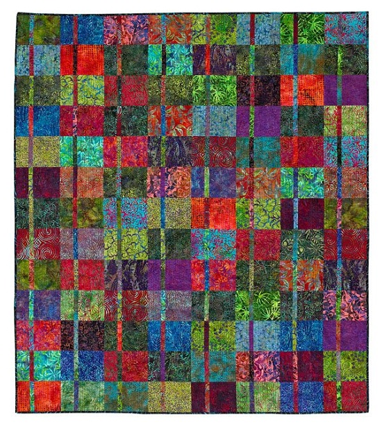Quilt Fabrics Batik-Pattern Free