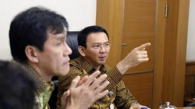 Kaitkan Jokowi dengan Pengembang, PDIP: Ahok Panik, Banyak Salah