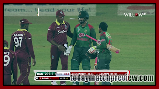 Today 2nd T20 Match Prediction Bangladesh vs Windies