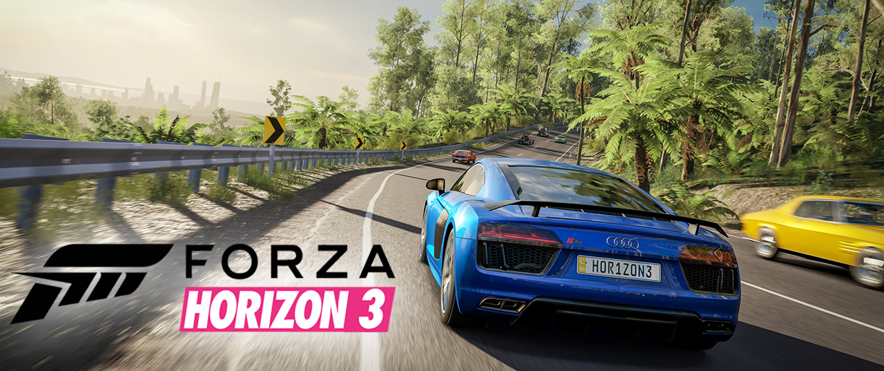 forza horizon 3 d couvrez le trailer de lancement geekmpt blog jeux video cin ma s ries. Black Bedroom Furniture Sets. Home Design Ideas