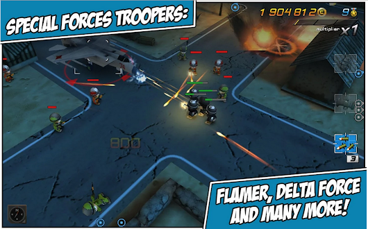 Tiny Troopers 2: Special Ops Android Apk İndir
