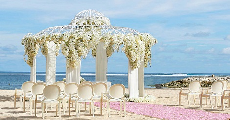 Acara Bali Beach Wedding