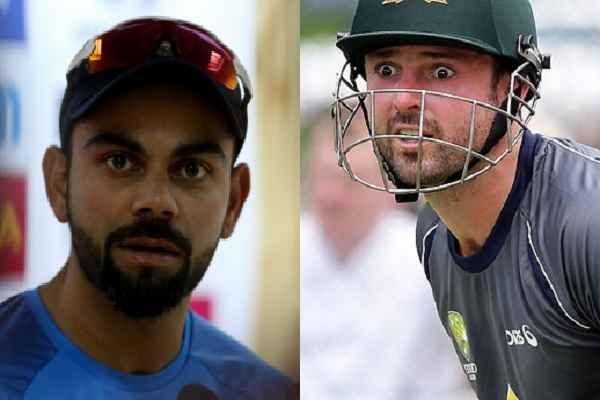 ऑस्ट्रलियाई खिलाडी ने विराट कोहली के बारे में दिया खतरनाक बयान, सबके मुंह से निकला 'हाय राम'