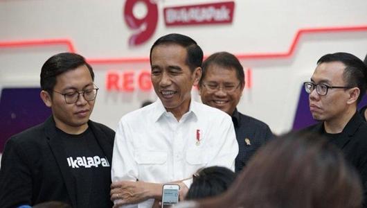 Ini Respon Relawan Jokowi Terkait 'Kicauan' CEO Bukalapak