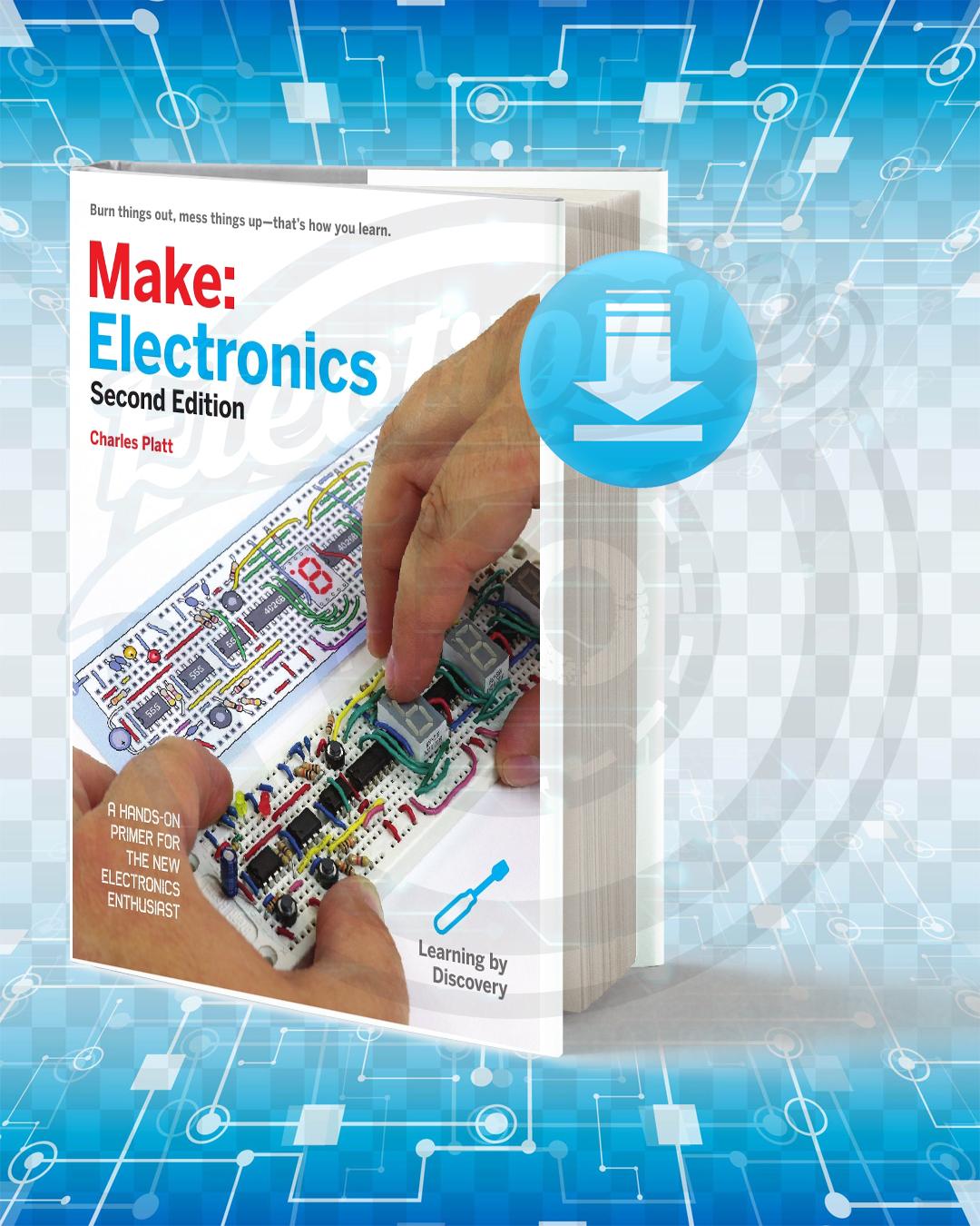 Download Make Electronics pdf
