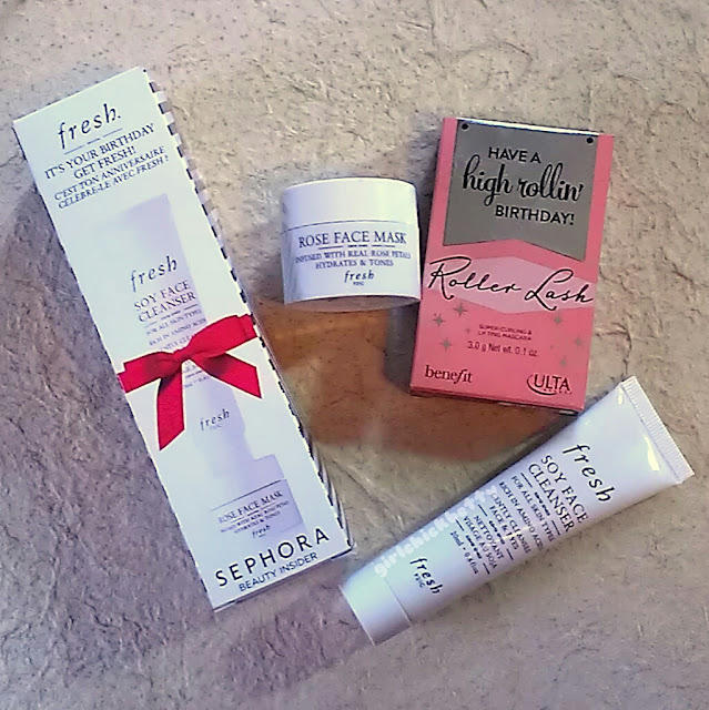 How To Get Birthday Beauty Freebies