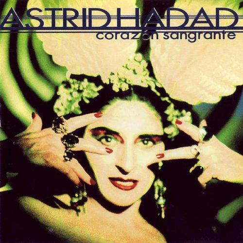 astrid hadad discografia