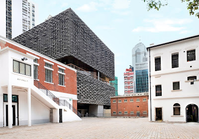 Tai Kwun is Hong Kong's latest heritage and arts attraction