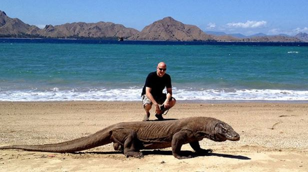 Mainstay destinations in Komodo National Park