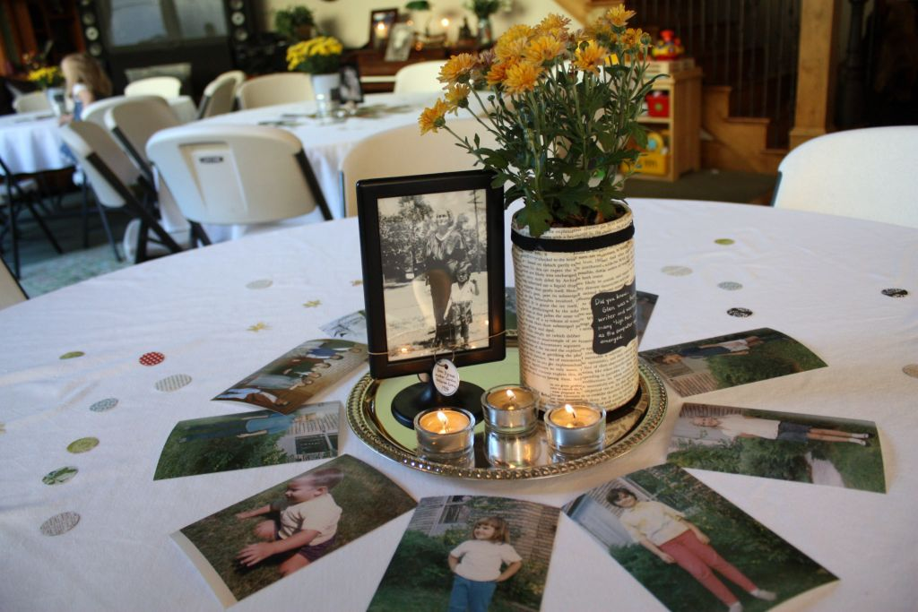 35 Memorable 80th Birthday Party Ideas Table Decorating