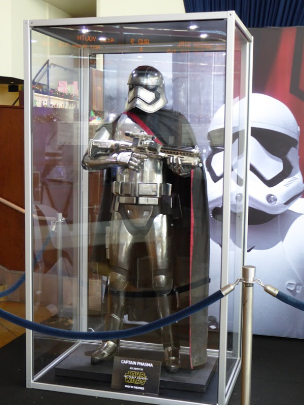 Captain Phasma costume Star Wars Force Awakens