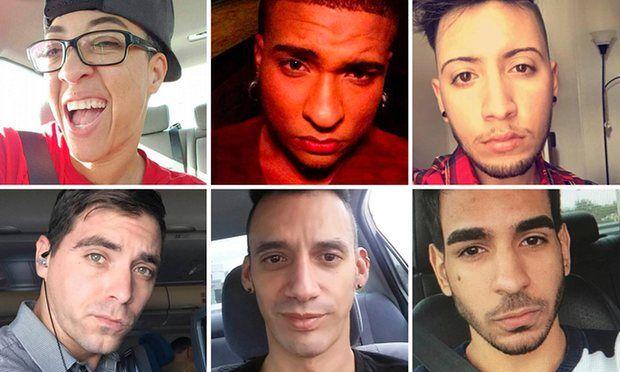 Orlando victims, 1