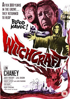 Witchcraft (1964) / Poster