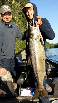 Rogue River Spring Chinook