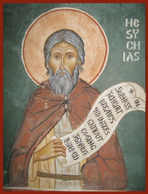 img ST. HESYCHIUS of Jerusalem