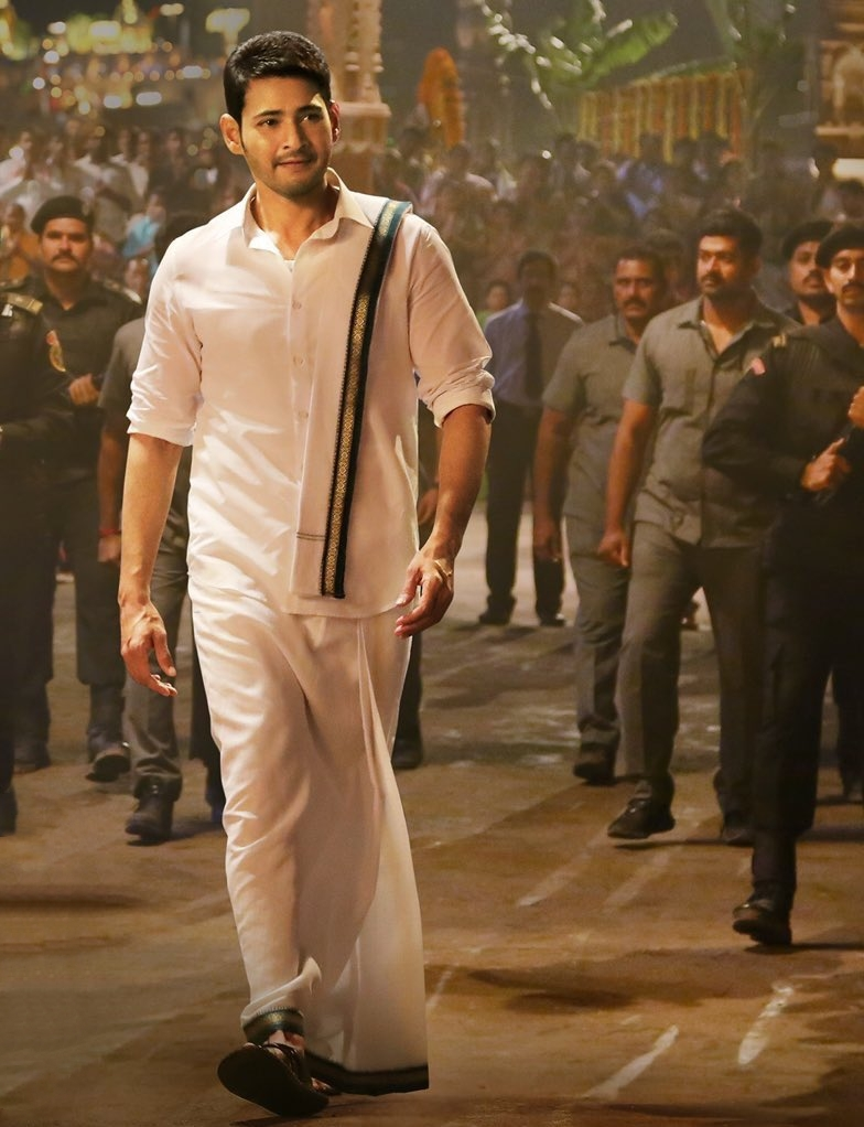 Mahesh Babu latest  film 'Bharat Ane Nenu 'effect in  American