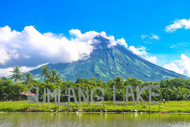 sumlang lake albay travel guide