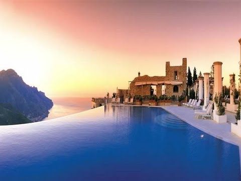 Top 10 most beautiful swimming pools in the world itech for Hotels in ravello with swimming pool