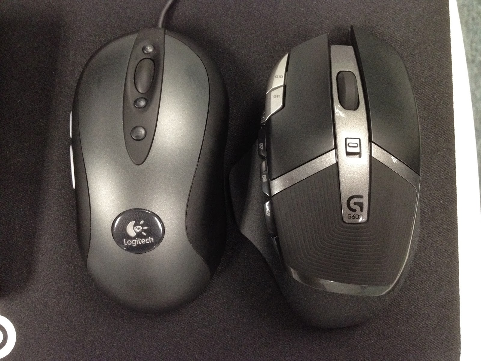 TCHW Reviews: Unboxing & Review: Logitech G602 Wireless