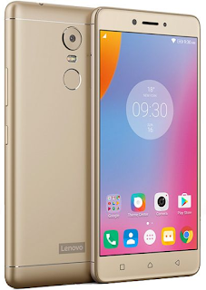 Cara Flash Lenovo K6 Note