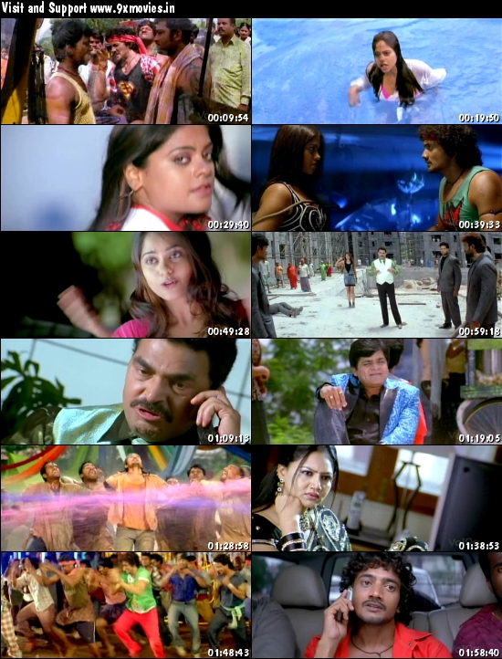 Bumper Offer 2009 Dual Audio Hindi Telugu 720p DVDRip