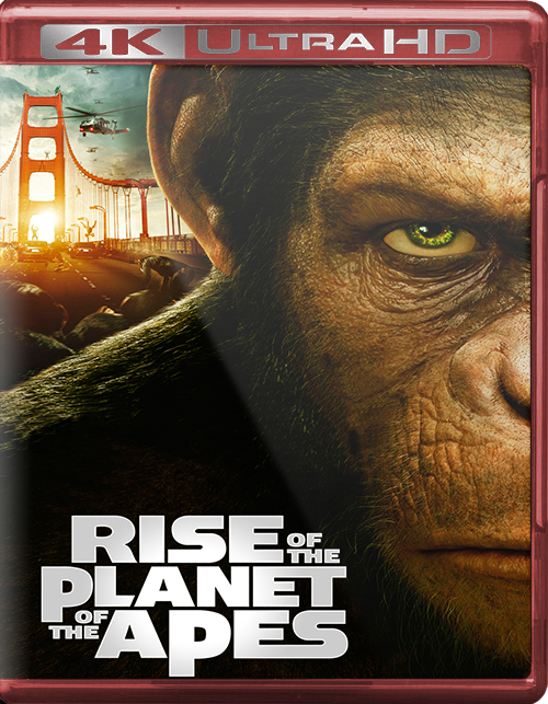 Rise of the Planet of the Apes [2011] [UHD] [2160p] [Latino – Castellano]