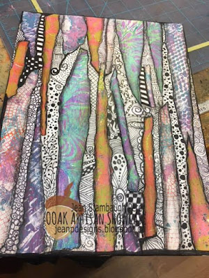 Jean P Designs OOAK Artisans Mixed Media