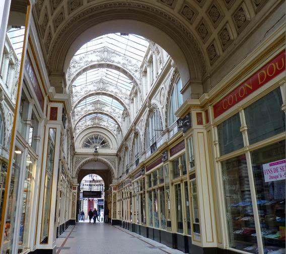 Nantes, Passage Pommeraye.
