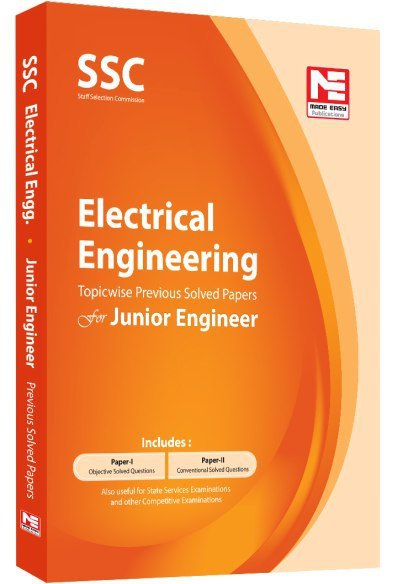 SSC JE Electrical Engineering Solved Papers eBook PDF Download