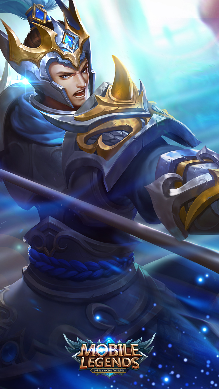 Hd wallpaper mobile legends - Wallpaper Yun Zhao Mobile Legends