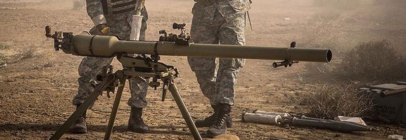 Український спецекспортер придбав партію вживаних 73-мм станкових протитанкових гранатометів СПГ-9М Спис