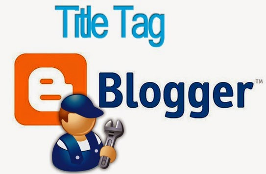 How to Add Title Tag to Blogger template : easkme