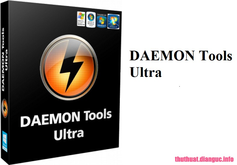 Download DAEMON Tools Ultra 5.5.0.1046 Full Crack, phần mềm tạo ổ ảo mạnh mẽ, DAEMON Tools, DAEMON Tools free download, DAEMON Tools full key