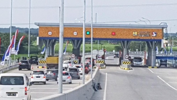 Ternyata Mudik jakarta-surabaya lewat jalan tol trans jawa hanya cukup bayar Rp 481.150