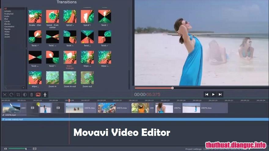 Download Movavi Video Editor 15.1.0 Full Cr@ck – Phần mềm chỉnh sửa video đơn giản